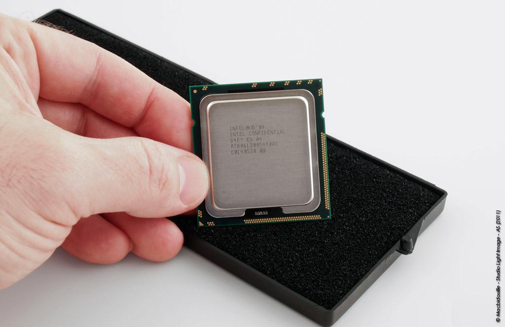 Processeur Intel W3670 à 3.2 GHz