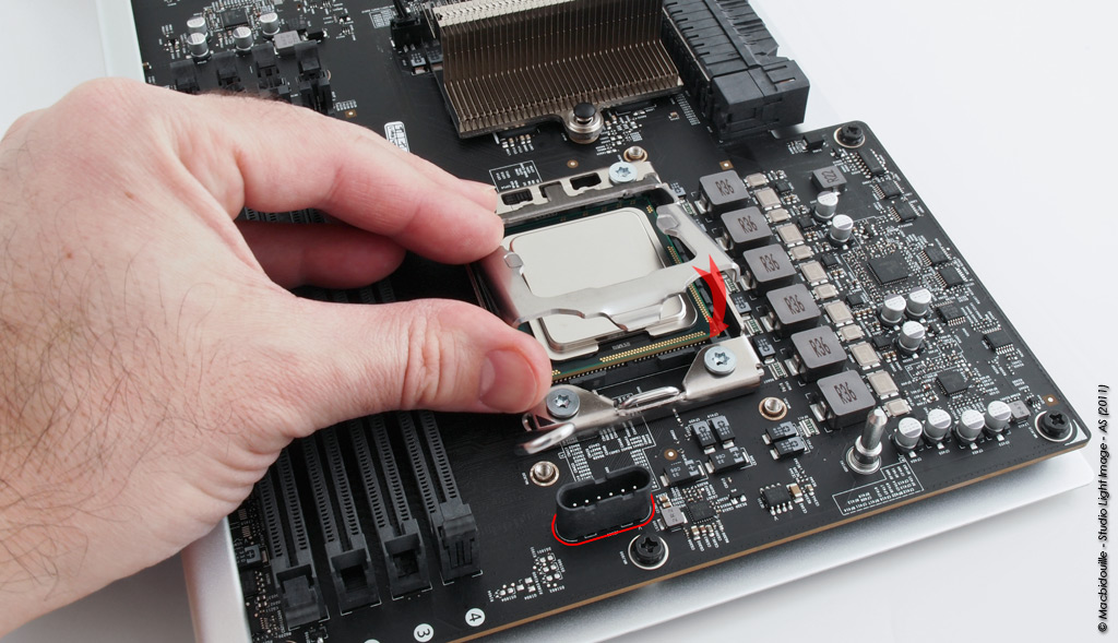 Intel Xeon W3670 Nehalem 3.2 GHz