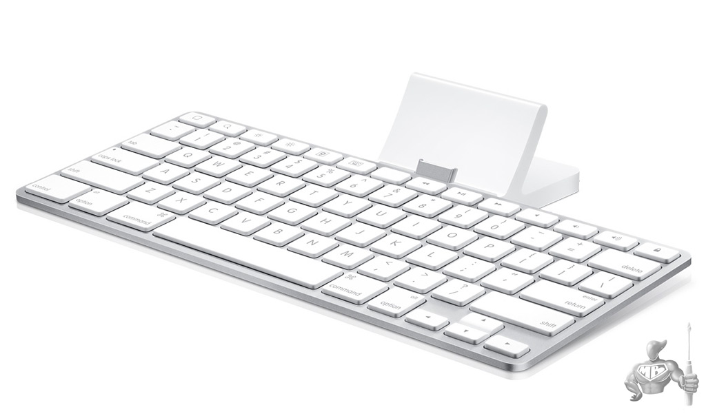 Apple Keyboard Dock