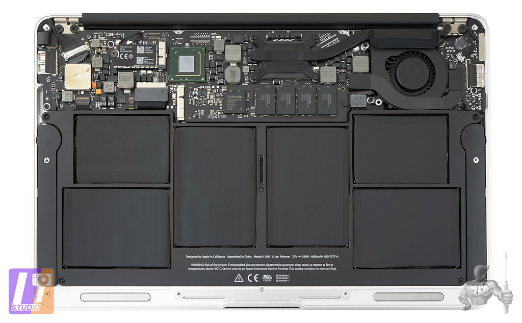 MacBook Air 11 (2012)