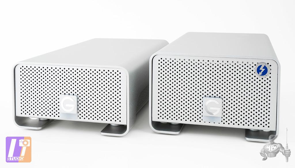 G-RAID Thunderbolt & G-RAID USB 3.0