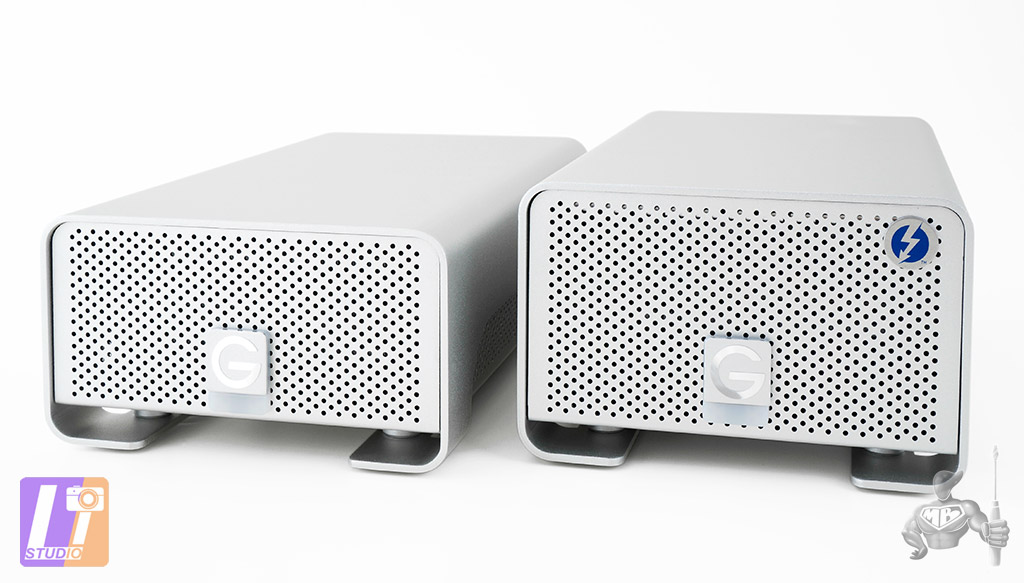 G-Technology - G-RAID USB 3.0 and Thunderbolt Mac