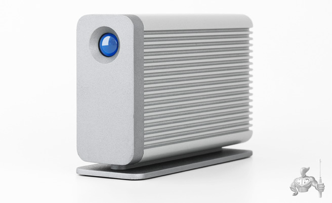 LaCie Little Big Disk Thunderbolt Series SSD by Sylvain ALLAIN
