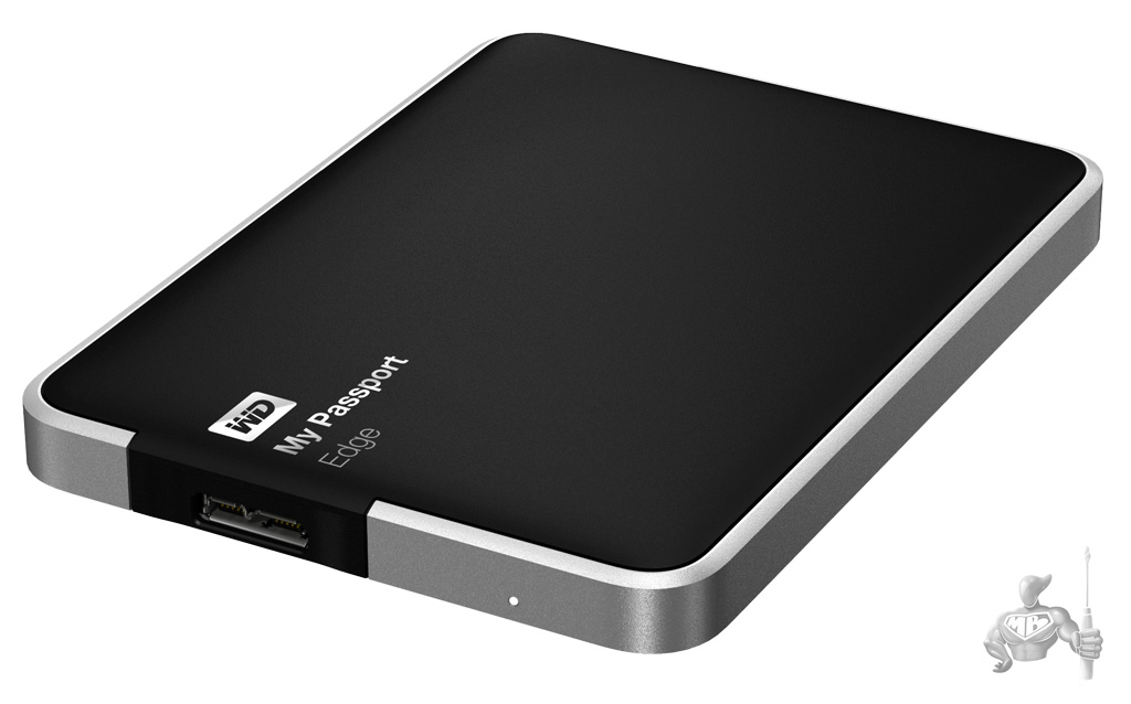 My Passport Air Hard Drive - USB 3.0 Device (Front)