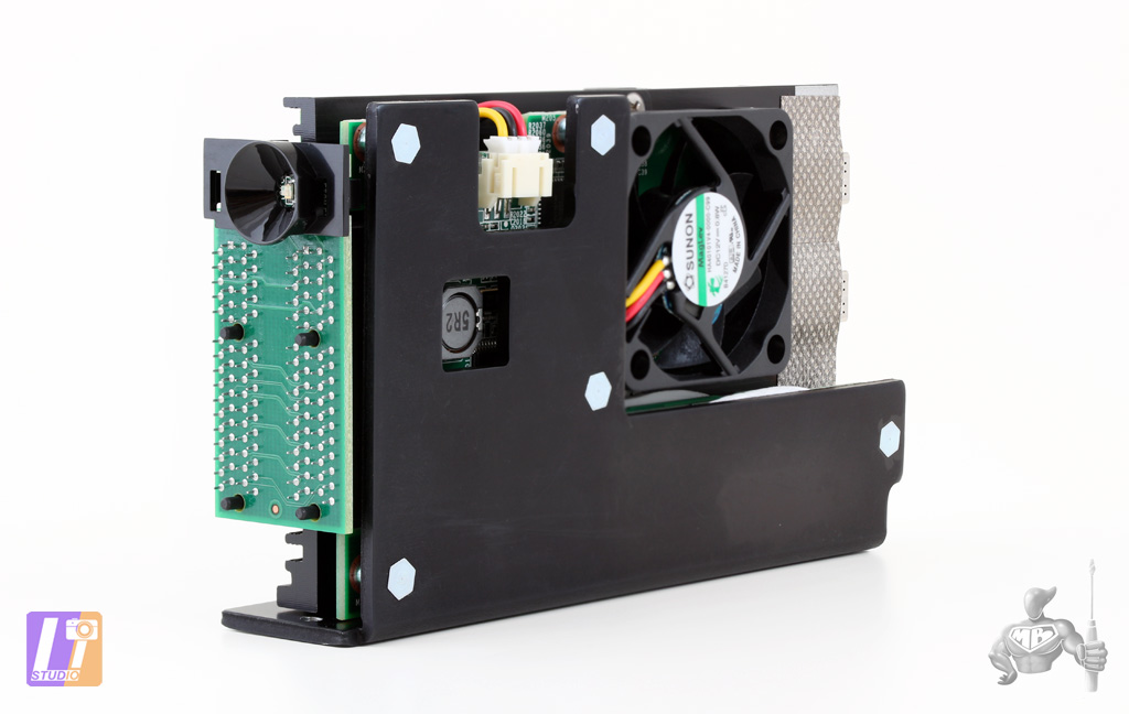 Little Big Disk Thunderbolt 2 - Cooling systeme - Copyright Studio Light Image