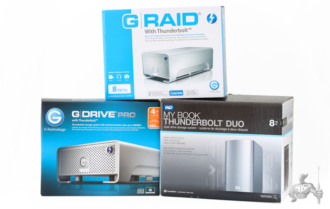 RAID Systeme Dual Disc 8 To comparativ Review on MacBidouille