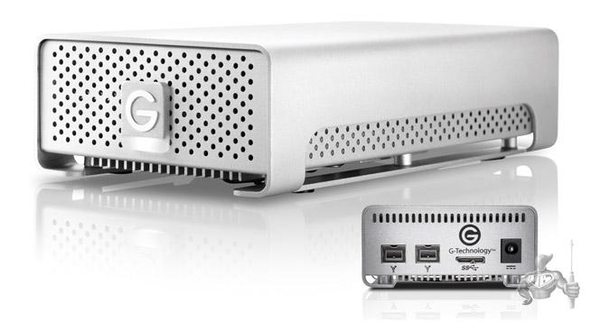 G-RAID Mini 2 Tb by G-Technology on Macbidouille
