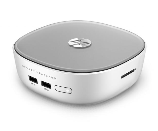 HP présente ses mini PC