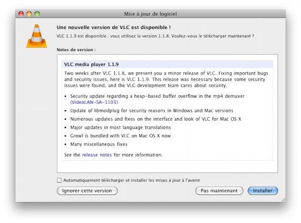 télécharger le lecteur vlc pour fedora 13 desktop