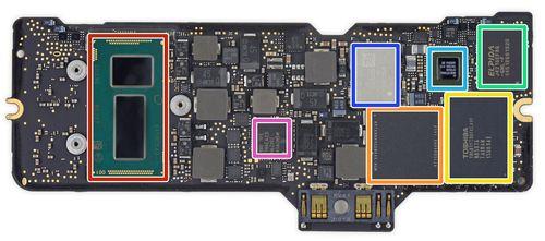 Carte mère MacBook Retina