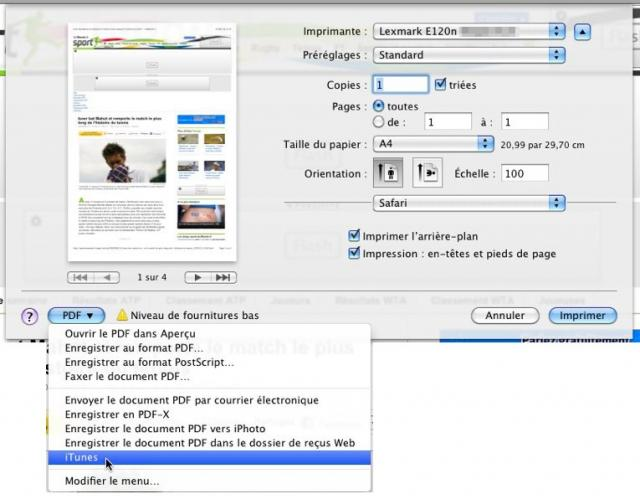 how to add pdf to ibooks from safari