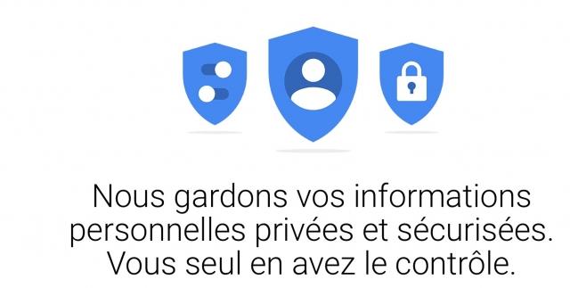 Site Web sur la politique de confidentialité
