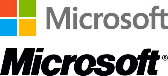 Microsoft change de logo for Logo change votre fenetre cas par cas
