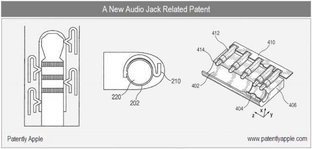 brevets apple ipad deux docks et prise mini jack. Black Bedroom Furniture Sets. Home Design Ideas