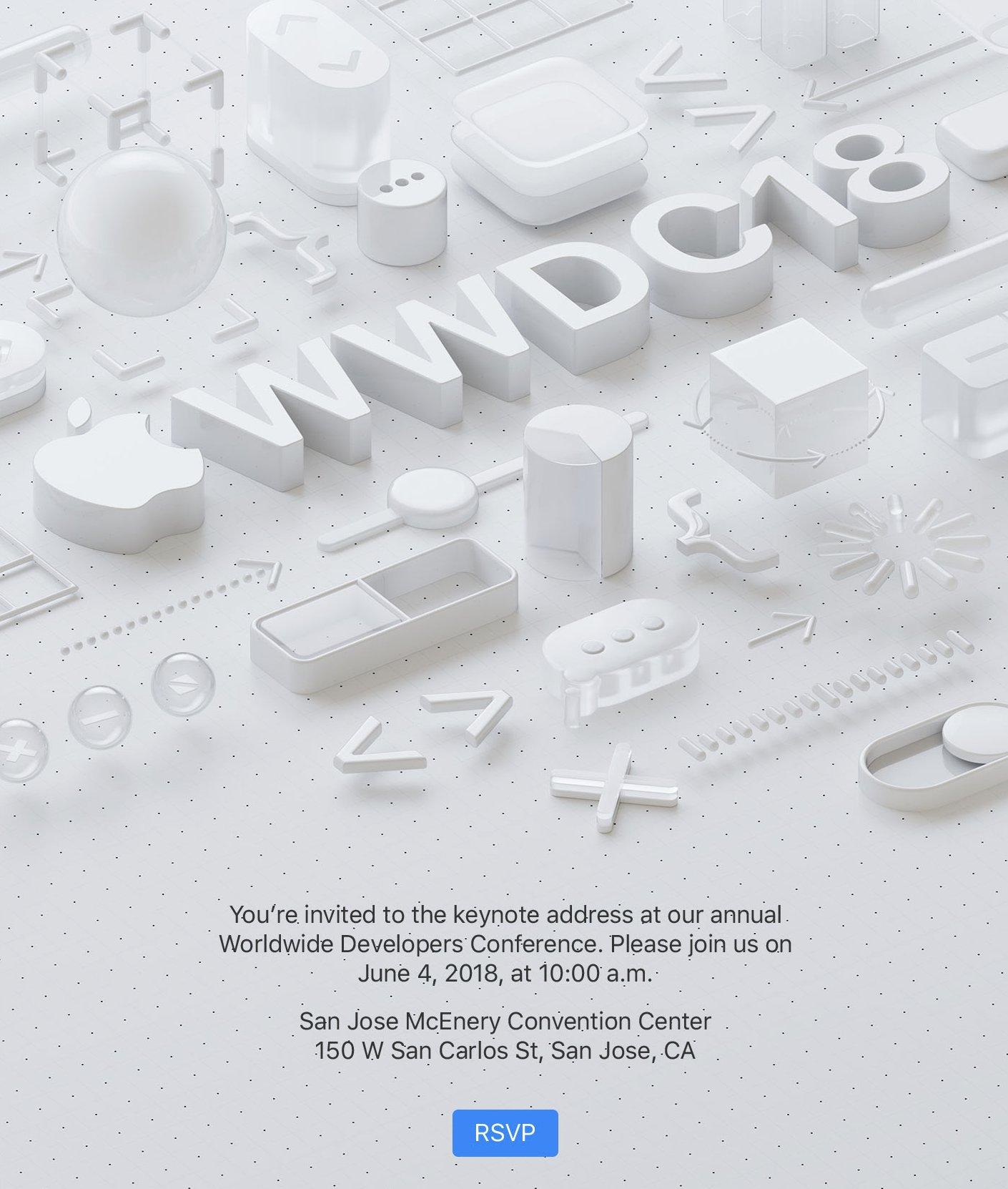 Wwdc Apple Confirme L Heure De La Keynote Macbidouille Com